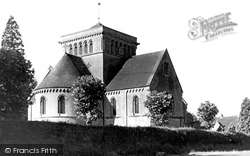 Holy Trinity Church c.1955, Dilton Marsh