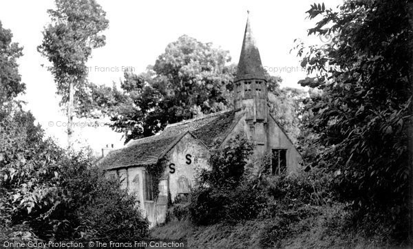 Photo of Dilton Marsh, St Mary's Church, Old Dilton c.1955