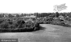 Dilton Marsh, View From White Croft c.1955