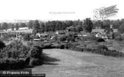 View From White Croft c.1955, Dilton Marsh