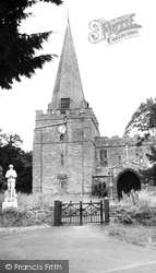 St Mary's Church c.1960, Dilwyn