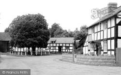 The Village c.1960, Dilwyn
