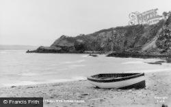 Dinas Cross, Aber Gwyn, Cwm-Yr-Eglwys c.1955