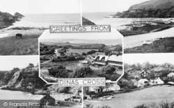 Dinas Cross, Composite c.1955