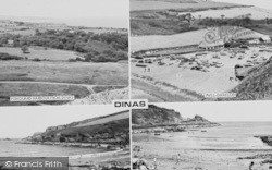 Dinas Cross, Composite c.1960