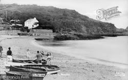 Dinas Cross, Cwm-Yr-Eglwys c.1955