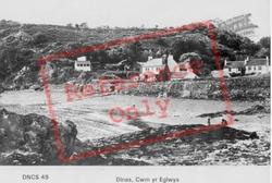 Cwm Yr Eglwys c.1960, Dinas Cross