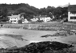 Dinas Cross, Cwm-Yr-Eglwys c.1960