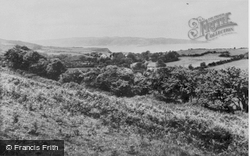 From The Hills c.1960, Dinas Cross