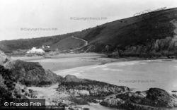 Pwllgwaelod c.1955, Dinas Cross