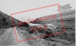 Pwllgwaelod c.1960, Dinas Cross