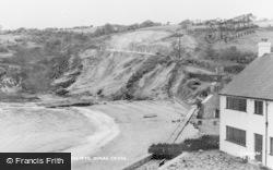 Dinas Cross, The Bay, Cwm-Yr-Eglwys c.1955