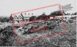 The Village c.1960, Dinas Cross