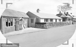 Dinas Dinlle, Bay Stores c.1955