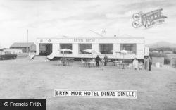 Dinas Dinlle, Bryn Mor Hotel c.1960