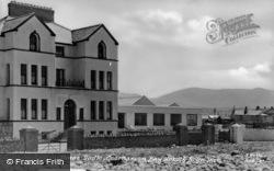 Caernarfon Bay Hotel And Bryn Mor c.1955, Dinas Dinlle