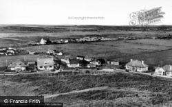 Dinas Dinlle, Caravan Site c.1960
