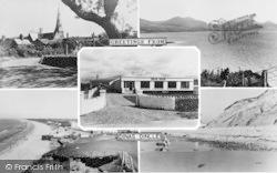 Dinas Dinlle, Composite c.1955