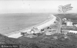 Dinas Dinlle, General View c.1955