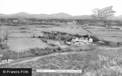 Dinas Dinlle, General View c.1960