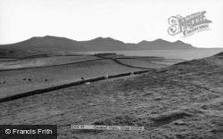 General View c.1960, Dinas Dinlle