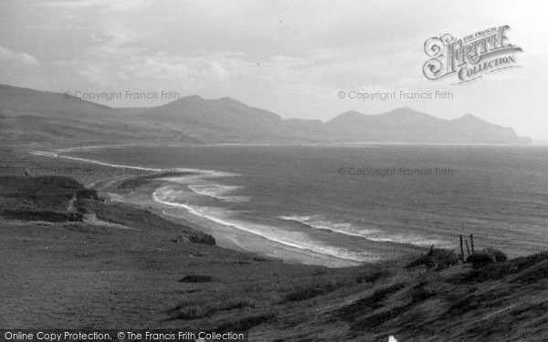 Photo of Dinas Dinlle, The Rivals c.1950