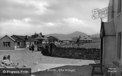 The Village c.1955, Dinas Dinlle
