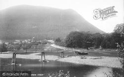 Dinas Mawddwy, And Moel Dinas 1896