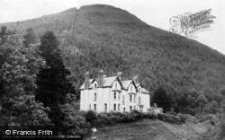 Dinas Mawddwy, Buckley Arms Hotel c.1955