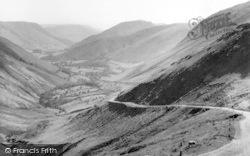 Dinas Mawddwy, Bwlch-Y-Groes c.1955