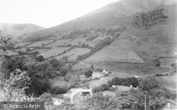 Dinas Mawddwy, Cerist Mill c.1955