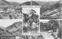 Dinas Mawddwy, Composite c.1955