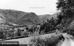 Dinas Mawddwy, Cywarch Valley c.1965
