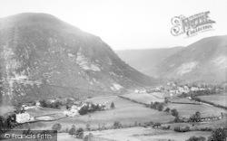 Dinas Mawddwy, General View 1935