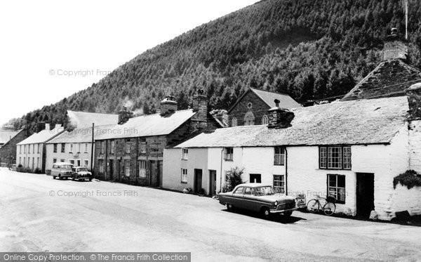 Photo of Dinas Mawddwy, Main Street c.1965