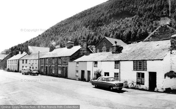 Dinas Mawddwy, Main Street c1965