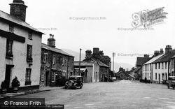 Dinas Mawddwy, The Village c.1955