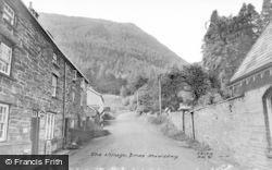 Dinas Mawddwy, The Village c.1965