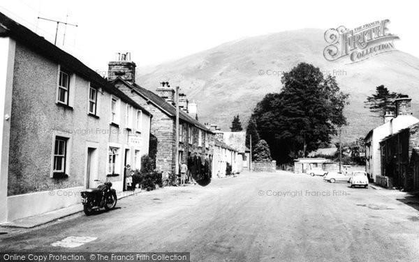 Photo of Dinas Mawddwy, The Village c.1965