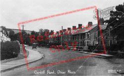 Cardiff Road c.1939, Dinas Powis