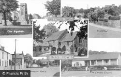 Dinas Powis, Composite c.1955