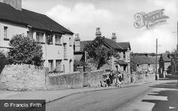 Elm Grove Road c.1955, Dinas Powis