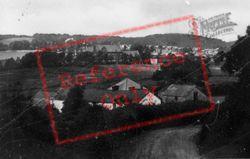 General View c.1950, Dinas Powis