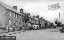 Highwalls Avenue c.1955, Dinas Powis
