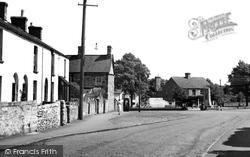 Dinas Powis, Highwalls Road c.1960