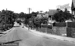 Mill Road c.1955, Dinas Powis