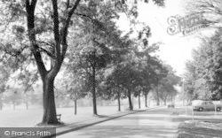 St Andrew's Road c.1965, Dinas Powis