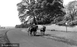 The Common c.1965, Dinas Powis