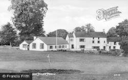 Dinas Powis, The Golf House c.1950