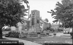 The Memorial c.1955, Dinas Powis